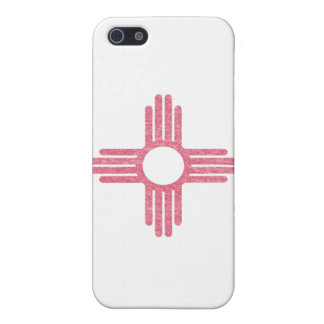 Bandera descolorada del estado iPhone 5 cárcasas