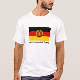 Bandera Deutsche Demokratische Republik de la Playera