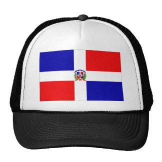 bandera dominicana gorro