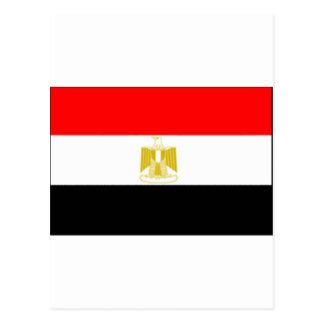 bandera egipcia postales