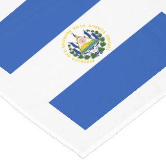 Bandera: El Salvador Camino De Mesa Corto