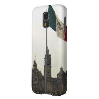 Bandera en el Zocalo DF Case For Galaxy S5