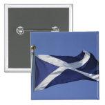 Bandera escocesa pin