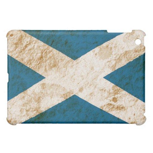 Bandera escocesa rugosa