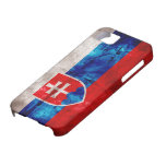 Bandera eslovaca iPhone 5 coberturas