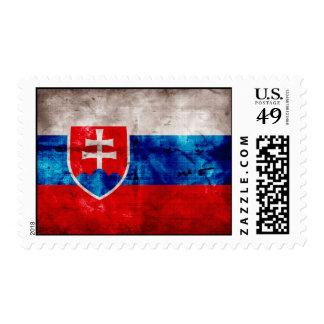 Bandera eslovaca envio