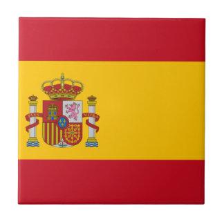Bandera española azulejos