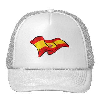 Bandera española de los regalos de España para los Gorra
