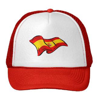 Bandera española de los regalos de España para los Gorras De Camionero