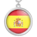 Bandera española grimpolas personalizadas