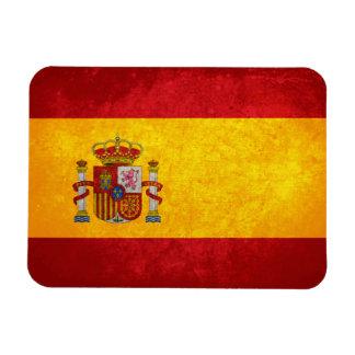 Bandera española iman flexible