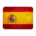 Bandera española iman