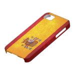 Bandera española iPhone 5 Case-Mate cárcasas