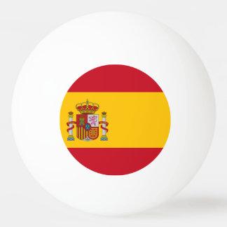 Bandera española pelota de ping pong
