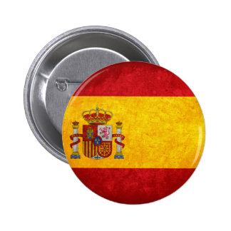 Bandera española pin