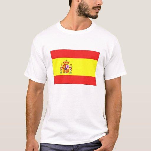 Bandera española playera