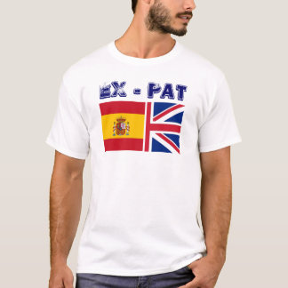 bandera española, Union Jack ex - Pat Playera