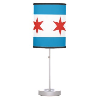 bandera Estados Unidos América de la ciudad de Chi