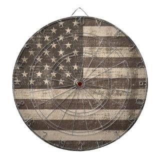 Bandera Estados Unidos del vintage
