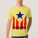 Bandera Estelada Catalana Polera