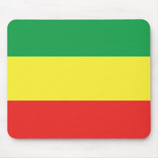 bandera etíope alfombrillas de ratón