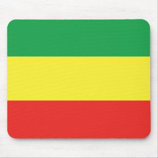 bandera etíope tapetes de raton