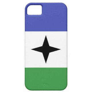 Bandera étnica de la gente bantú de BUBI iPhone 5 Carcasa