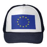 Bandera europea de Europa E. - Gorro