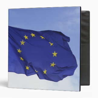 "Bandera europea RF) Carpeta 1 1/2"""