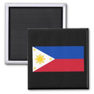 Bandera filipina (imán)