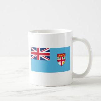Bandera FJ de Fiji Taza Clásica