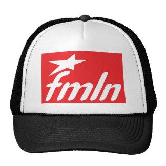 Bandera FMLN Gorros Bordados