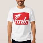 Bandera FMLN Remeras