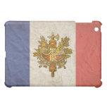 Bandera francesa apenada
