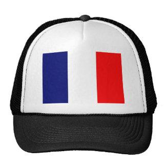 Bandera francesa gorras