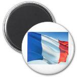 Bandera francesa imanes