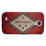 Bandera fresca de Arkansas del vintage