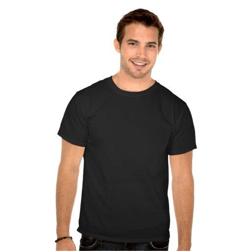 Bandera fresca de New México del Grunge Camiseta