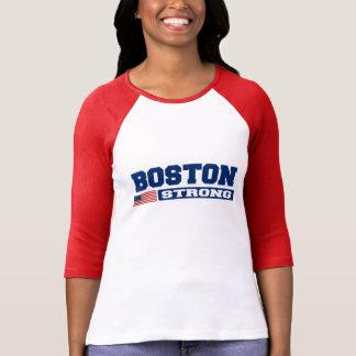 Bandera FUERTE de BOSTON los E.E.U.U. Camiseta