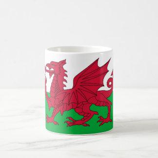 Bandera Galés Taza