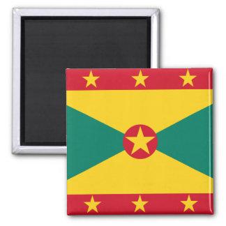 Bandera GD de Grenada Imán De Frigorifico