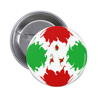 Bandera Gnarly de Burundi Pin