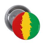 Bandera Gnarly de Conakry de Guinea Pins
