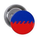 Bandera Gnarly de Haití Pins
