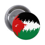 Bandera Gnarly de Jordania Pin