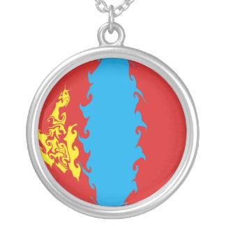 Bandera Gnarly de Mongolia Pendiente
