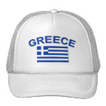Bandera griega 2 gorras