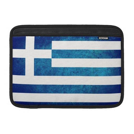 Bandera griega funda  MacBook