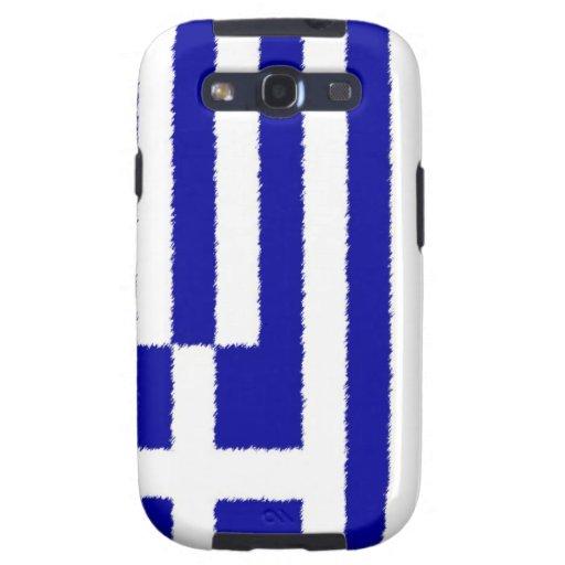 Bandera griega galaxy SIII coberturas