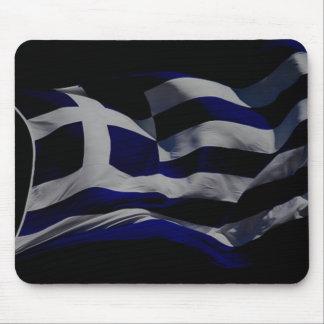 Bandera griega tapete de ratones